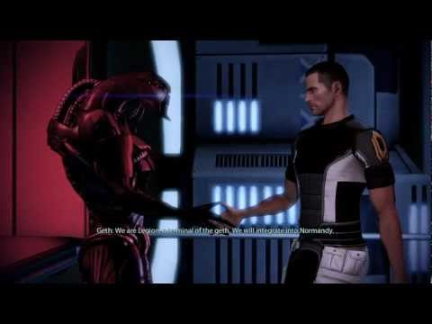 Xbox 360 Longplay [041] Mass Effect 2 (Part 12 of 28)