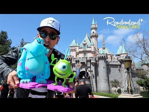Disneyland SIPPER MADNESS at Pixar Fest! Plus how to get SICK PICs!