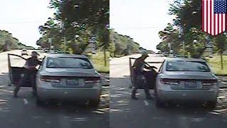Policía divulga video del arresto de Sandra Bland, pero imágenes dejan mas preguntas que respuestas