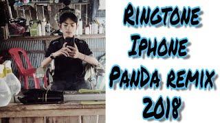 Ringtone iphone 7 panda remix 2018(music svs gold)