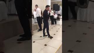 Иван Афанасьев-Балла (на свадьбе)