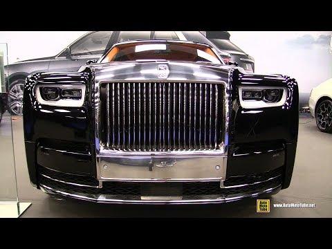 2020 Rolls Royce Phantom - Walkaround - 2020 Montreal Auto Show