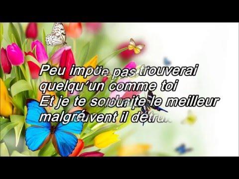 Karaoké Adèle someone like you (french version)