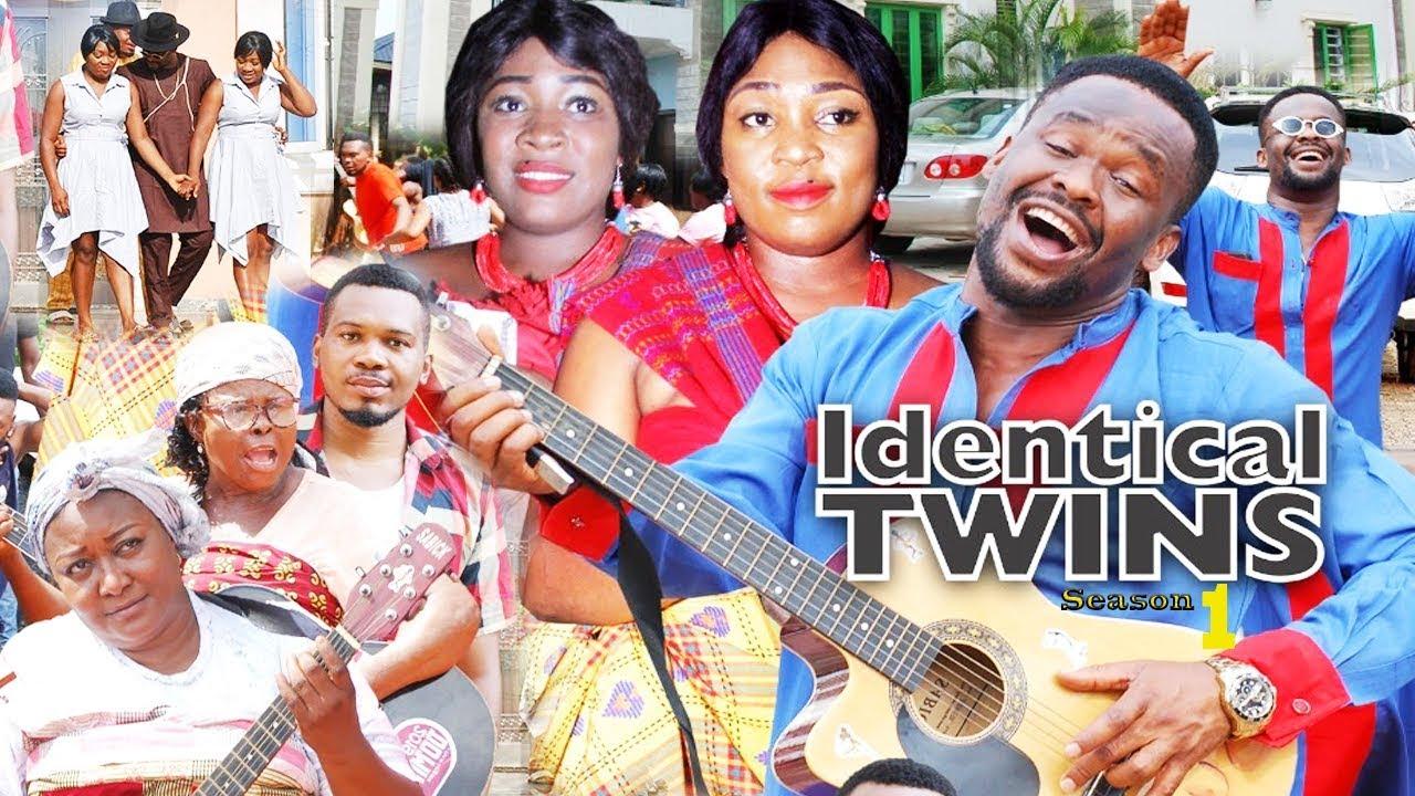 Download IDENTICAL TWINS SEASON 1 {NEW MOVIE} -ZUBBY MICHEAL|2020 LATEST MOVIE|LATEST NIGERIAN NOLLYWOOD MOVI