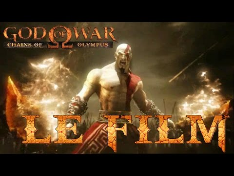 Les chaines de l'Olympe / God Of War / Le film complet en francais