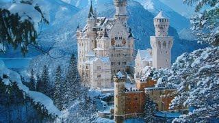 Самый красивый замок на земле - Нойшванштайн.