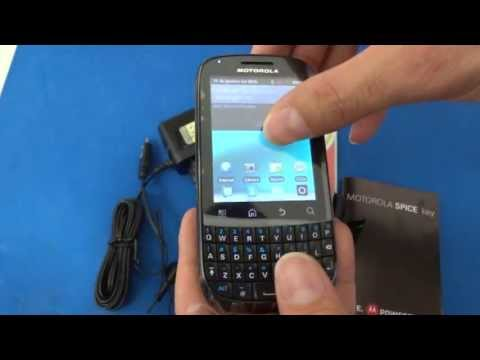 motorola spice key video clips rh phonearena com Motorola Radios Motorola Talkabout