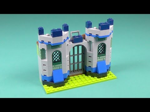 "Lego Knights' Castle Building Instructions - Lego Classic 10703 ""How To"""