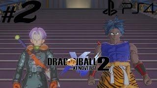 Dragon Ball: XV2 - Story Mode #2