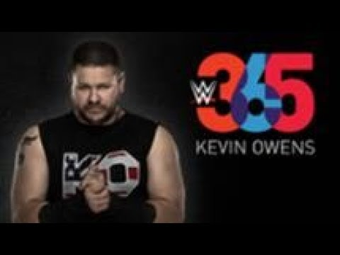WWE 365 Kevin Owens Episode 1 #1