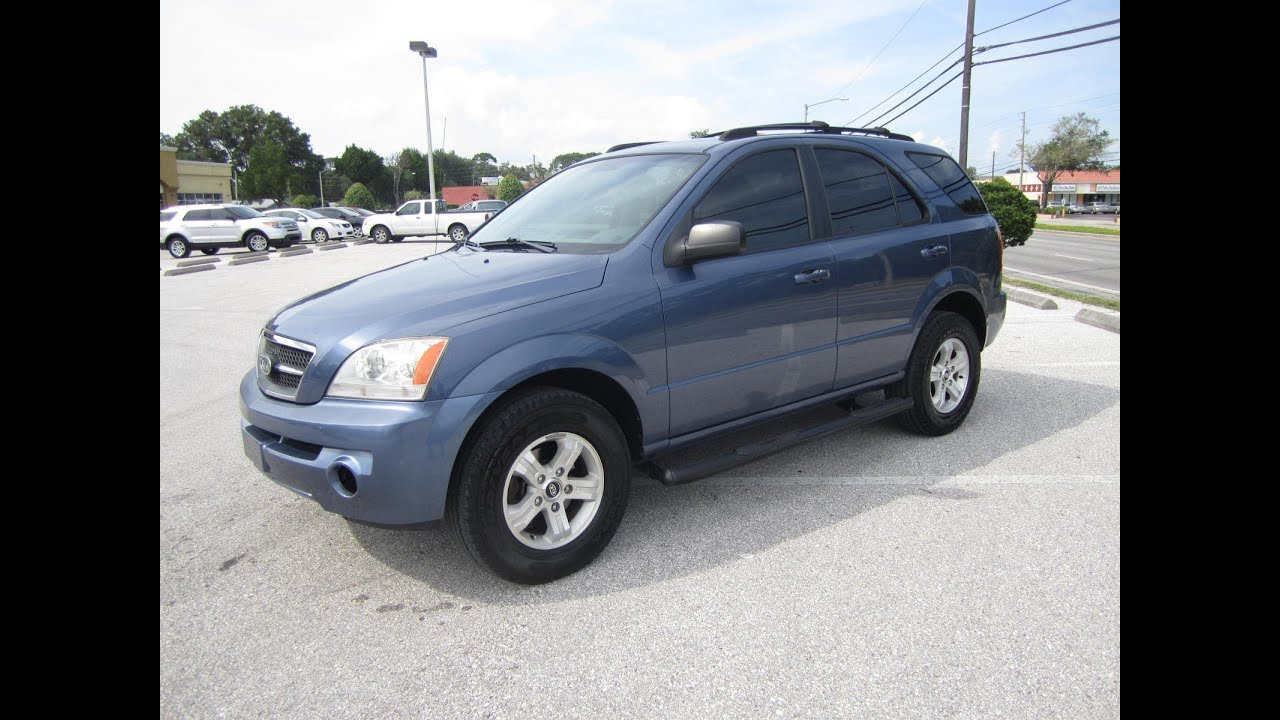 Good SOLD 2004 Kia Sorento LX 3.5 V6 Meticulous Motors Inc Florida For Sale    YouTube