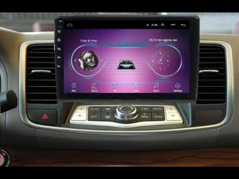 Штатная магнитола Nissan Teana J32 (2008-2014) Android TA071