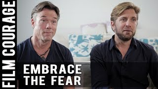 THE SQUARE - Advice For Young Directors & Actors - Terry Notary & Ruben Östlund [FULL INTERVIEW]