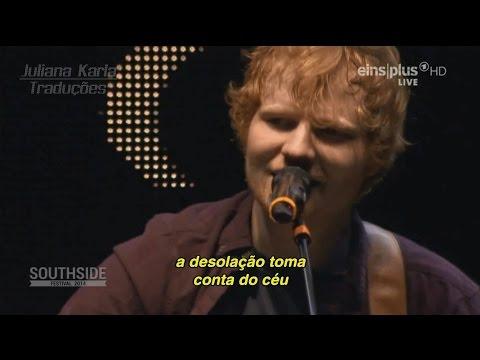 Ed Sheeran - I See Fire (Tradução)