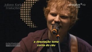 Download Ed Sheeran - I See Fire (Tradução) MP3 song and Music Video