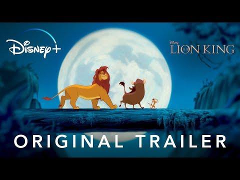 The Lion King | Original Trailer | Disney+