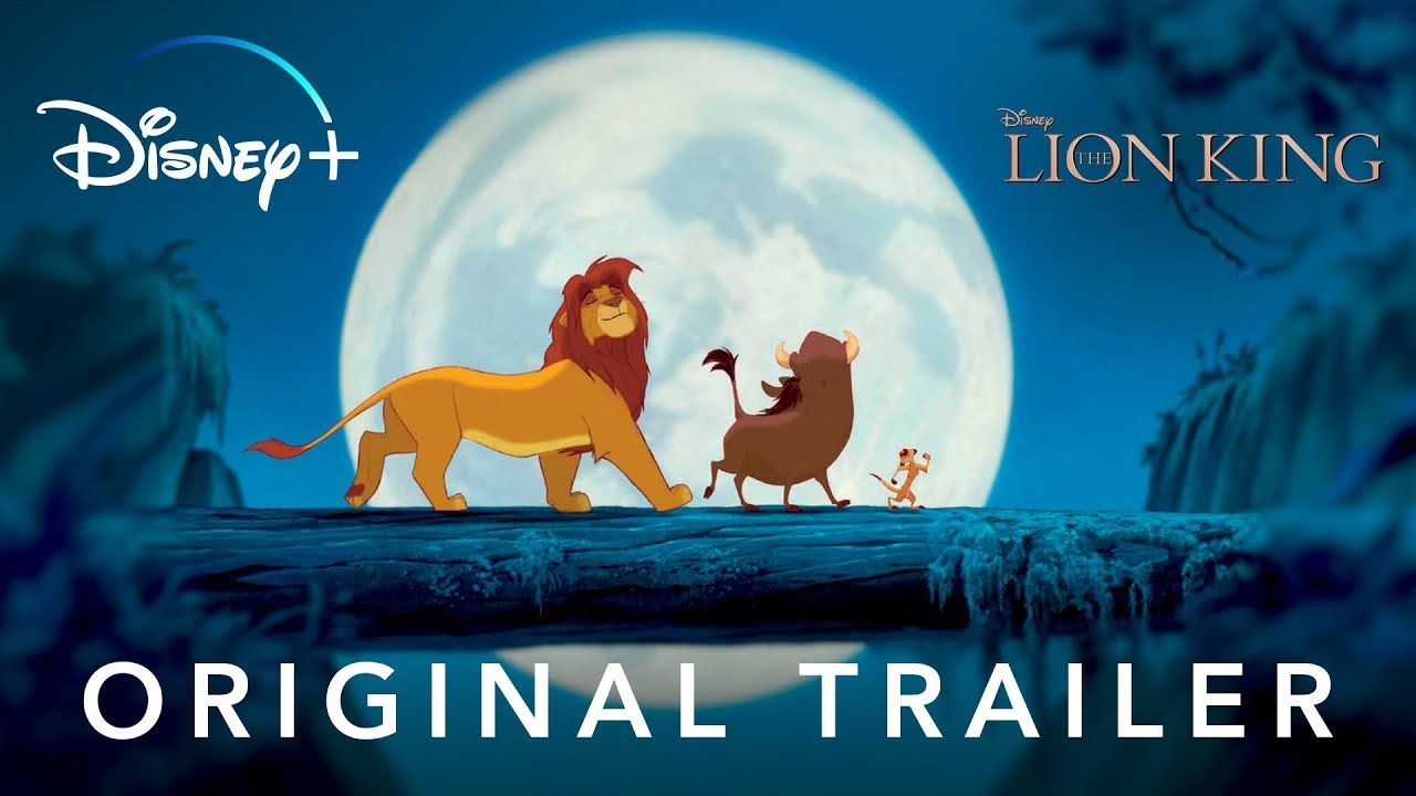 The Lion King – Original Trailer | Disney+ | Start Streaming Now