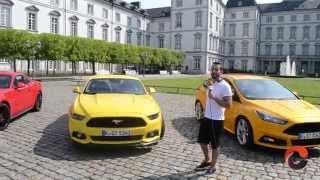 Cologne Gay Pride 2015 - Köln Pride 2015, Ford Mustang