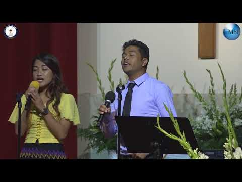 CBCUSA CIVUI 2018 - Duet: Fam Nawn Ṭial and Chan Thawng Hu