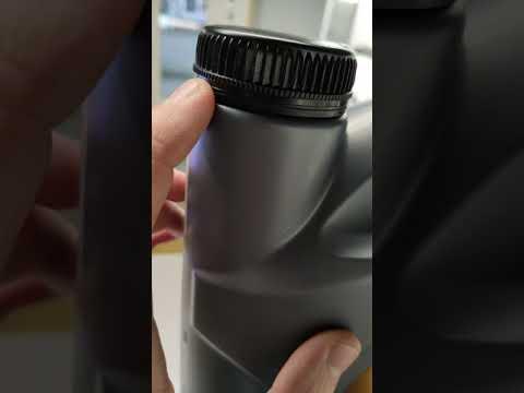 Оригинальная канистра масла Total Quartz 9000 5w-30