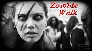 Zombie Walk de Bordeaux 2015 (HD)