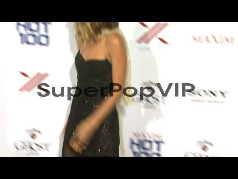 Dawn Olivieri at The 2013 MAXIM Hot 100 5152013 in Holl...