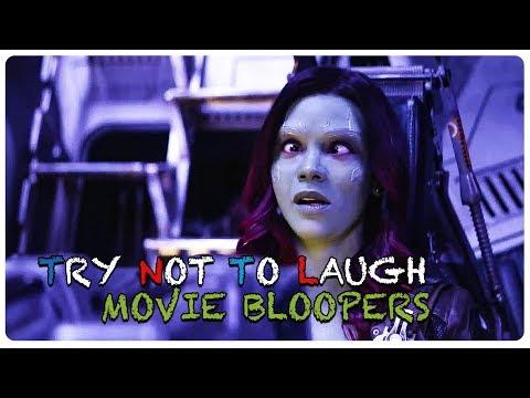 AVENGERS INFINITY WAR Full Bloopers - Gag Reel & Outtakes (2018) Superhero Movie HD