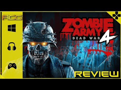 """Zombie Army 4: Dead War Review Ball Busting Fun? """"Buy, Wait for Sale, Rent, Never Touch?"""""""