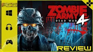Zombie Army 4: Dead War Review Ball Busting Fun?