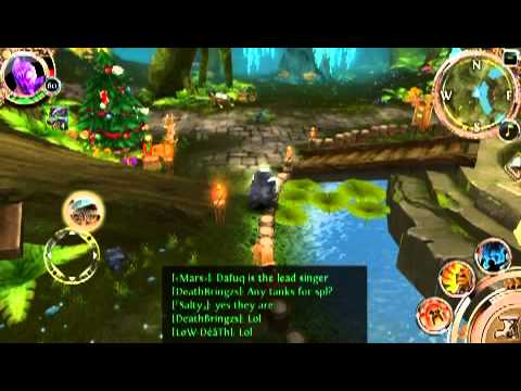 Exploring Order & Chaos Online: Out Of Map Mendel Village