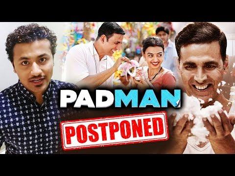 Akshay's PADMAN Release Date Postponed, Avoids Clash With Padmaavat