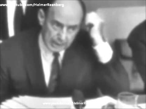 December 2, 1963 - Adlai Stevenson reaffirming John F. Kennedy