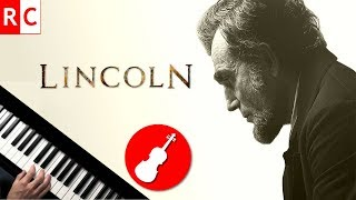 Lincoln - With Malice Toward None - Violin & Piano
