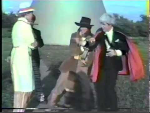 The Five Doctors Booh