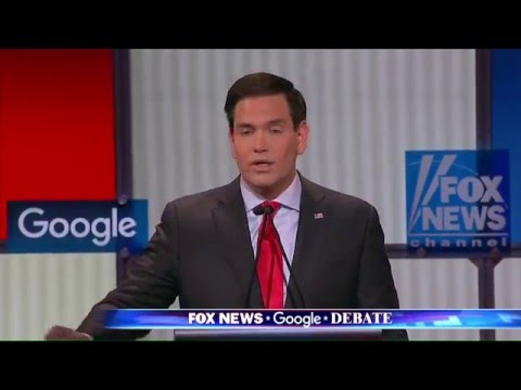 GOP Debate: Megyn Kelly Presses Marco Rubio About Record on Amnesty