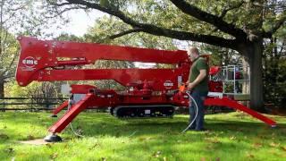 All Access Crawler 78 Compact Crane Lift