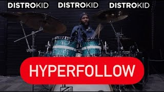 Marketing Tools from DistroKid | HyperFollow