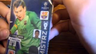 karty Panini - przesyłka od Lukasz dufrat - adrenalyn xl - Messi collection