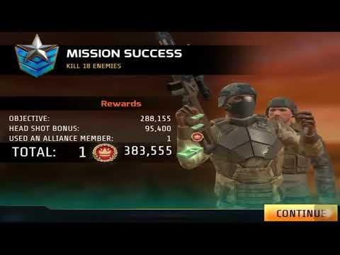 Kill Shot Bravo BLOOD SHOT Region 31 Primary Mission 31-46 Gameplay