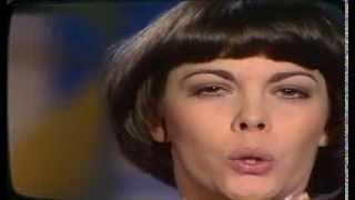 Mireille Mathieu - Trauriger Tango 1974