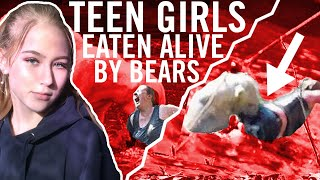 *GRAPHIC* Russian Teen Girl Makes FINAL Phone Call To Mom While ATTACKED & EATEN By BEARS