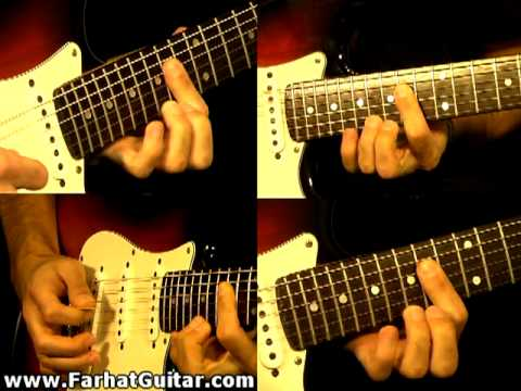 We will Rock You Queen Guitar www.FarhatGuitar.com