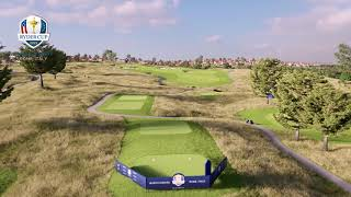The 2022 Ryder Cup at Marco Simone -  Holes 10, 11 and 16