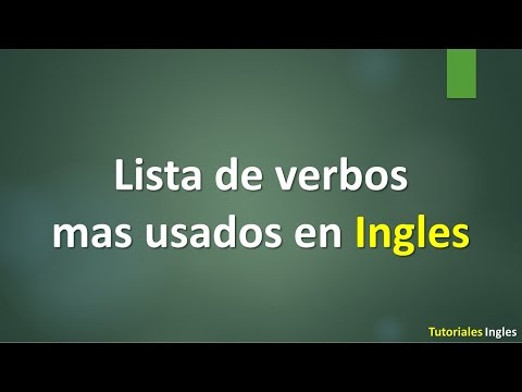 lista-de-verbos-mas-usados-en-ingles
