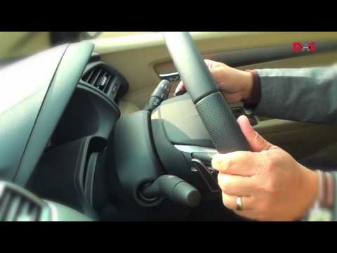 2011 Honda City V AT (Sunroof) - new facelifted Honda City video review and road test