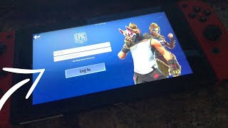"""HOW TO LOGOUT ON FORTNITE NINTENDO SWITCH"" - CONNECT ""PLAYSTATION LINKED ACCOUNT TO SWITCH""!- EASY!"