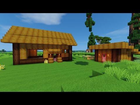 01 Haláli kezdés - Minecraft FTB Ferret Magyarul
