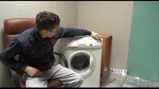 видео Не крутится барабан в стиральной машине