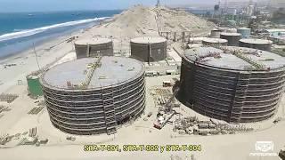Perú Construcción - Refinería de Talara 2018 - Avances