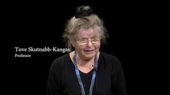 Dr Tove Skutnabb Kangas: Imagining multilingual TESOL revisited: Where are we now?